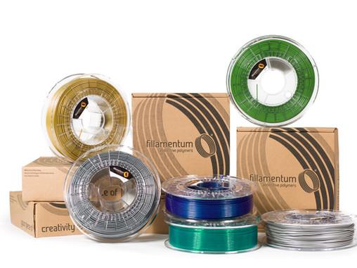 Neu für deinen Drucker - Hochwertige Filamente von Fillamentum