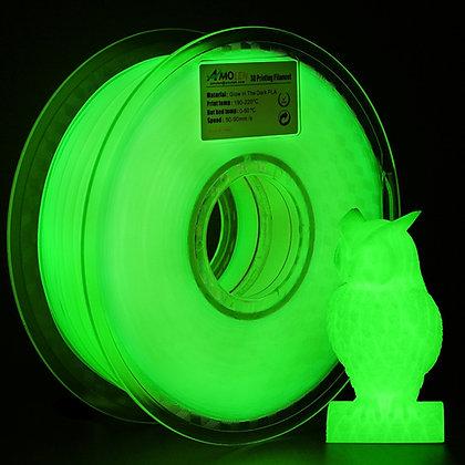 Amolen Filament: PLA Leuchtend