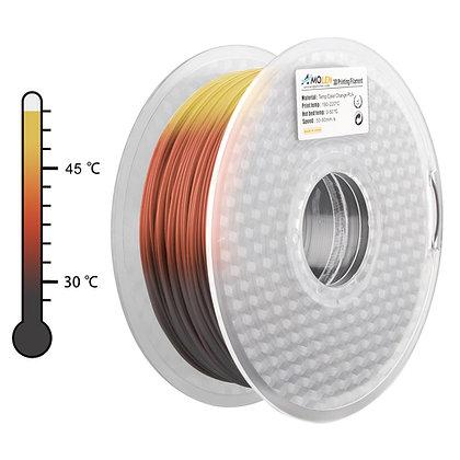 Amolen Filament: PLA Farbwechsel
