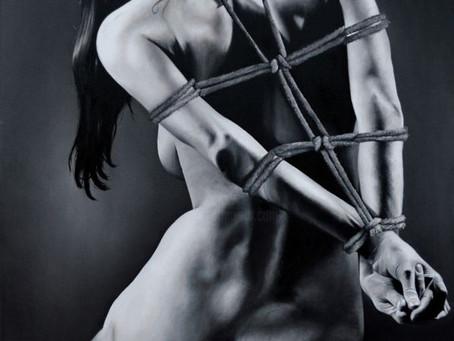 Shibari - Tecnica Japonesa - BDSM