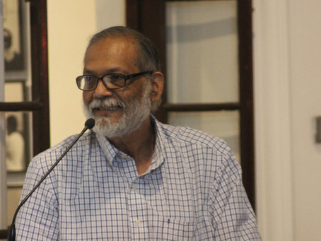 Teaching History without Political Borders - Afsan Chowdhury