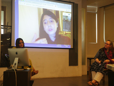 Oral History as Archiving: Aanchal Malhotra and Anam Zakaria in conversation with Tina Servaia