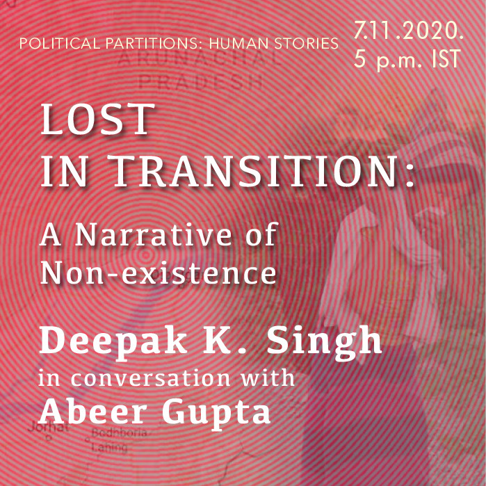 LOST IN TRANSITION: Narratives of Non-existence