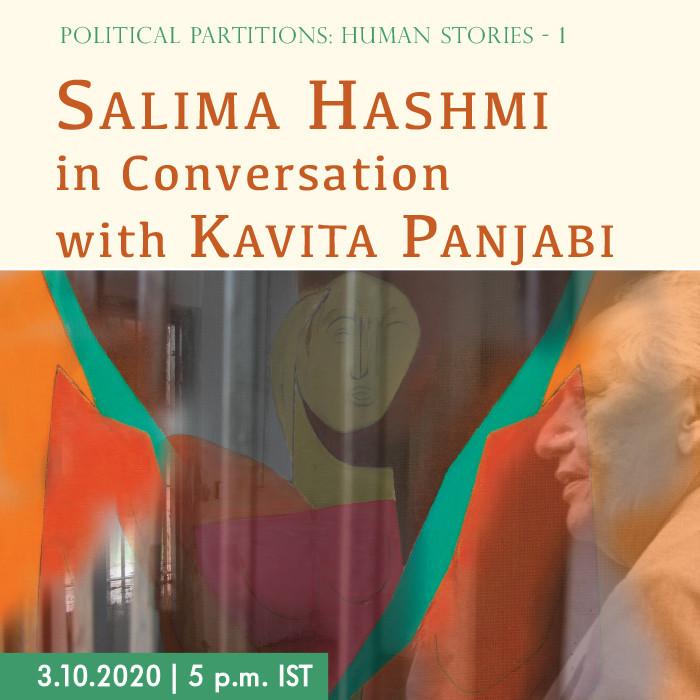 Faiz Ahmed Faiz: Life & Times - Salima Hashmi in Conversation with Kavita Panjabi