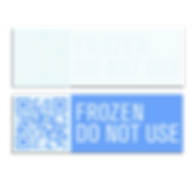 Freeze Indicator Labels