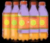 Temperature Sensitive Reveal Ink Bottle Messaging