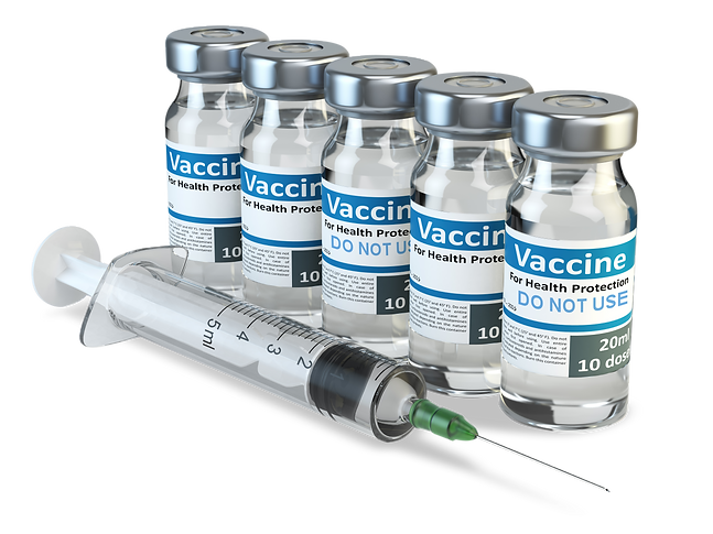 Freezer alert on vaccines using low-temp irreversible ink