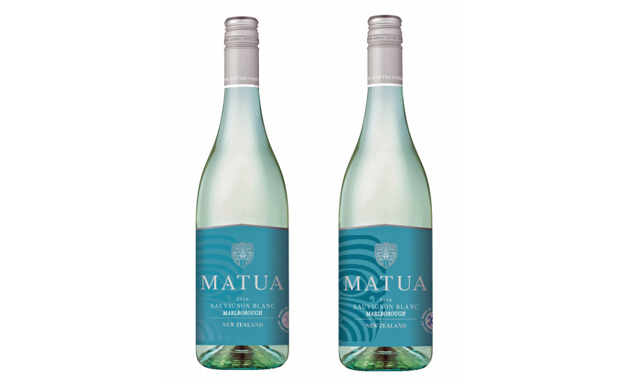 Matua Wines Displaying Temperature Sensitive Ink Labels