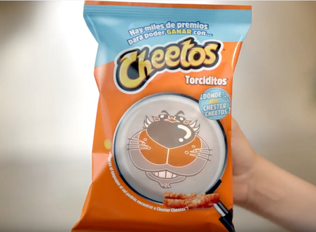 """Pepsico Mexico Foods Shines in the Bright Sun With """"Where's Chester Cheetos?"""" Promotion on Packages"""