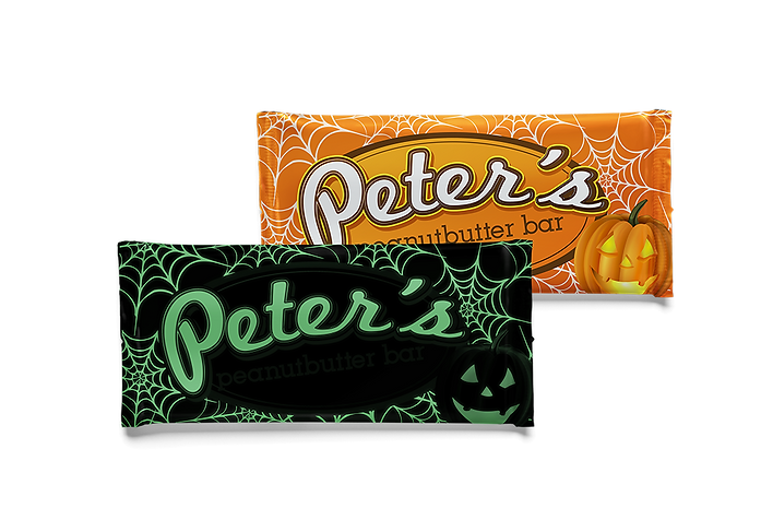 Glow-in-the-Dark Halloween Candy