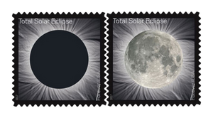 Temperature Sensitive Ink Changes Eclipse Stamp With A Simple Touch