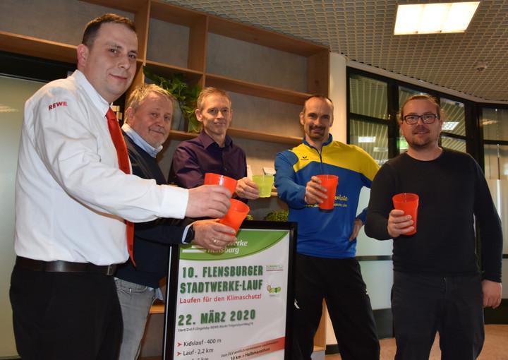 Stadtwerke-Lauf 2020: Laufen für den Klimaschutz!