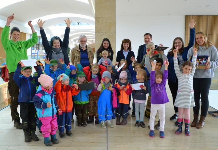 CITTI-PARK: Große Freude bei den Kleinen