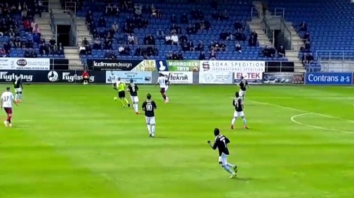 Auswärtssieg bei dänischem Erstligisten Sønderjysk Elitesport – SC Weiche Flensburg 08 1:2 (0:1)