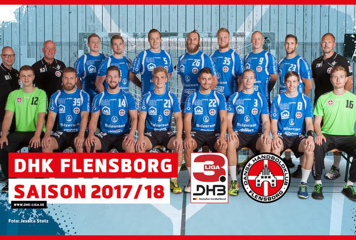 DHK Flensborg - Heimspiele