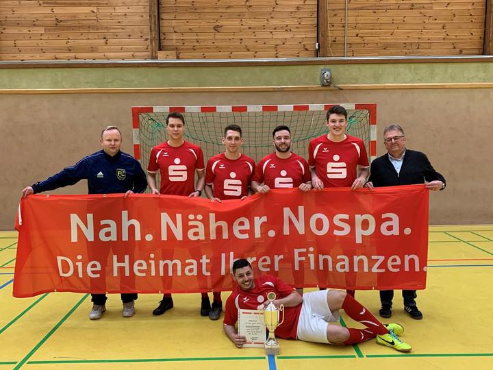 Nospa-Cup geht an das Team der Nord-Ostsee Sparkasse