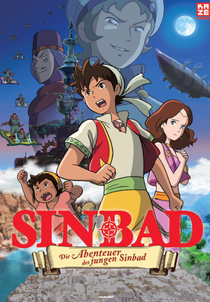 Kino-Tipp: Die Abenteuer des jungen Sinbad – The Movie