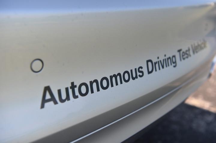 BMW erhält Testlizenz zum Autonomen Fahren