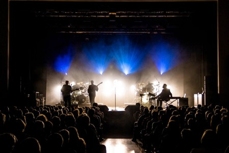 Europas Größte Genesis Tribute Show Tour 2018