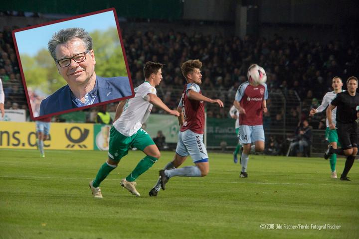 Interview mit Harald Uhr zum Thema Fußball in Flensburg!