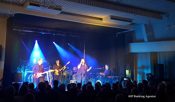"""Geneses – Europas größte Genesis Tribute Show"" im Culturgut Flensburg"