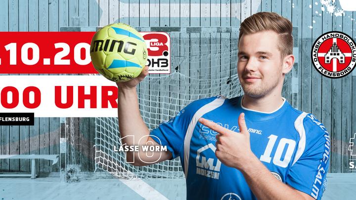 DHK Flensborg 35:26 beim Heimspiel gegen HSV Hannover