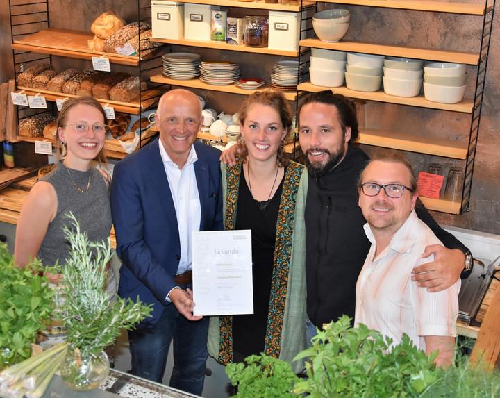 Flensburgs Klimaschützer: MOMO-Naturbutik