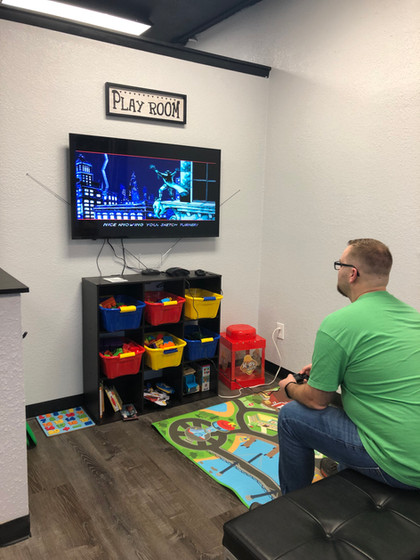 Play Room Area