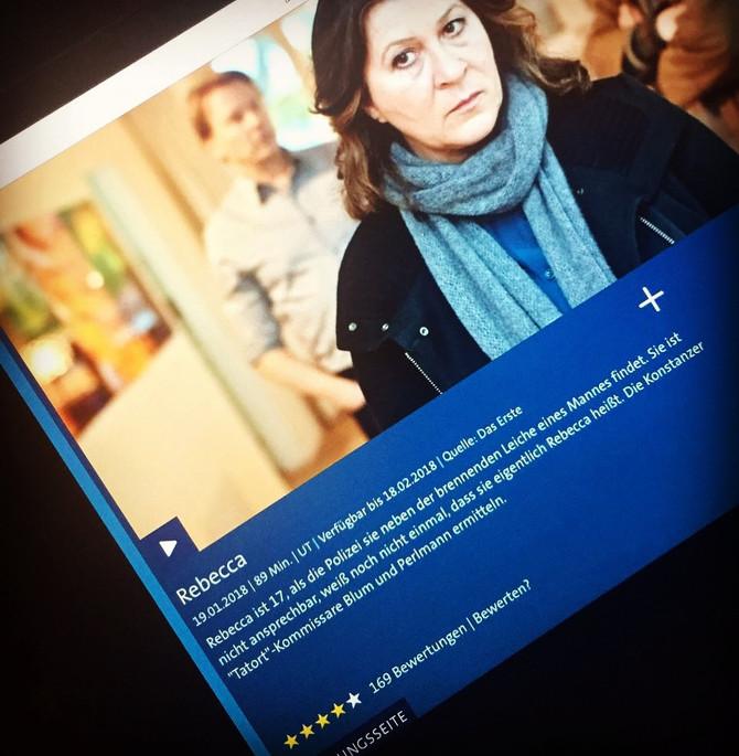Rebecca online at ARD Mediathek