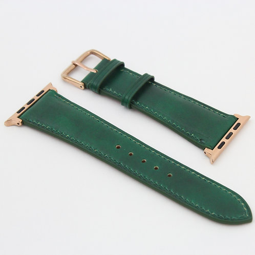 Italian Cow Leather Apple Watch Straps