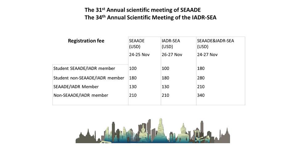 SEAADE/IADR-SEA