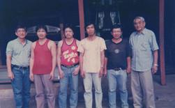 Goodfire Awardees (1976 & 1977 to 2002)