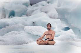 The 'Iceman' Wim Hof Breathing Method
