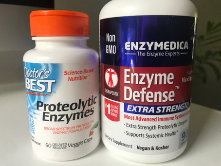 The Magic Of Proteolytic Enzymes