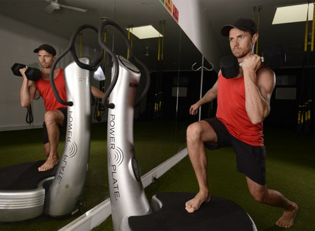 Enhance Your Performance, Recovery and Health with Vibration Training