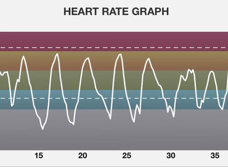 Heart rates don't Lie!
