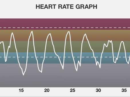 Heart rates don't Lie!