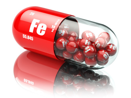 Iron Deficiency – The Solution Isn't Iron Supplements!