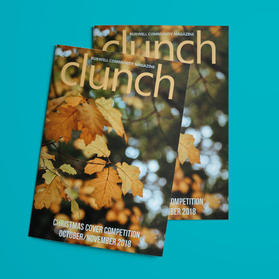 A5 Clunch Magazine
