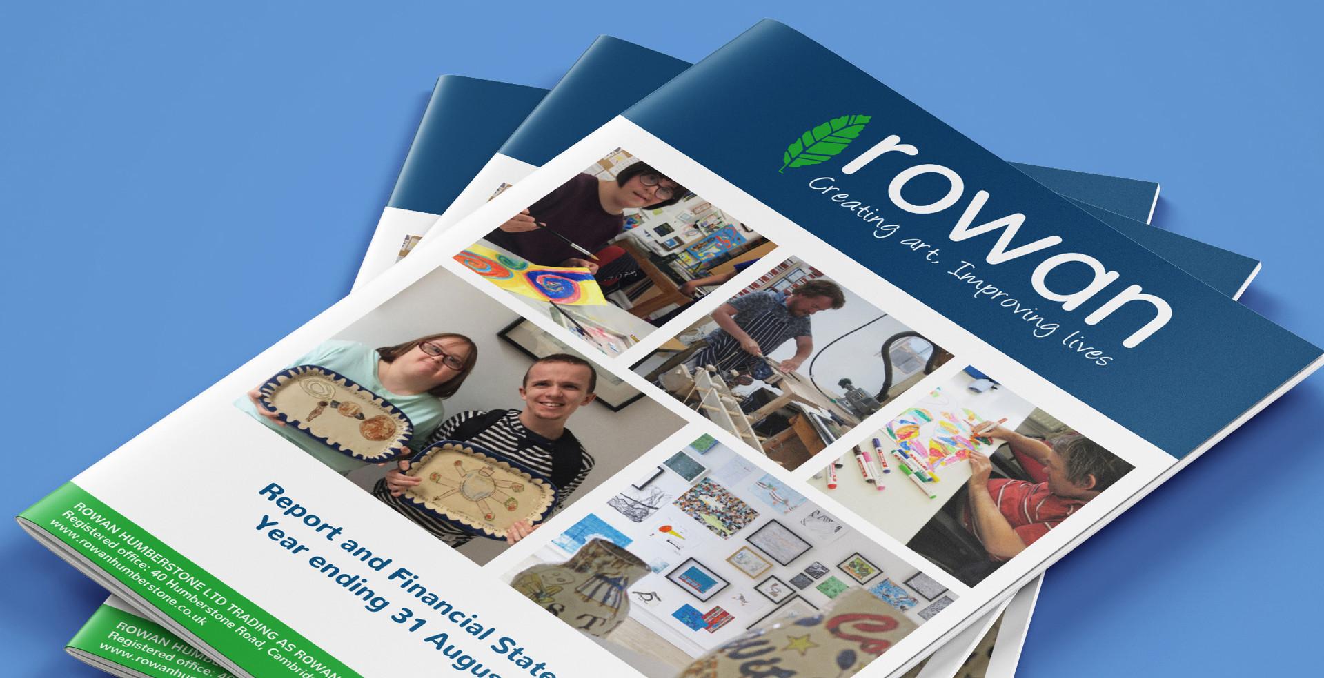 A4 Booklet Rowan