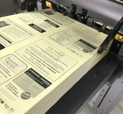 Black Printing