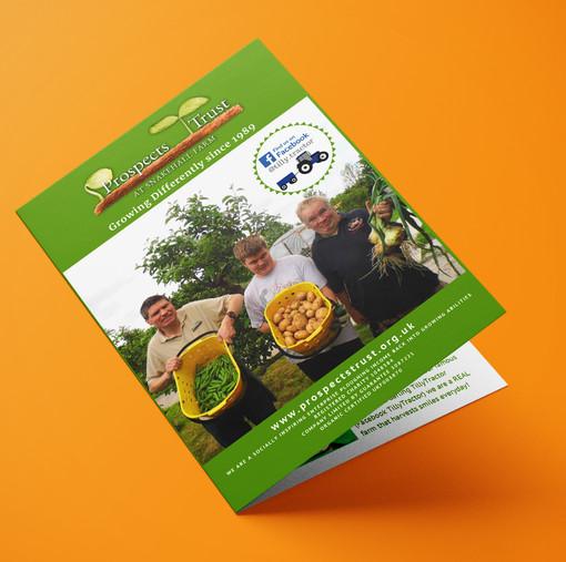 A4 Bifold Leaflet
