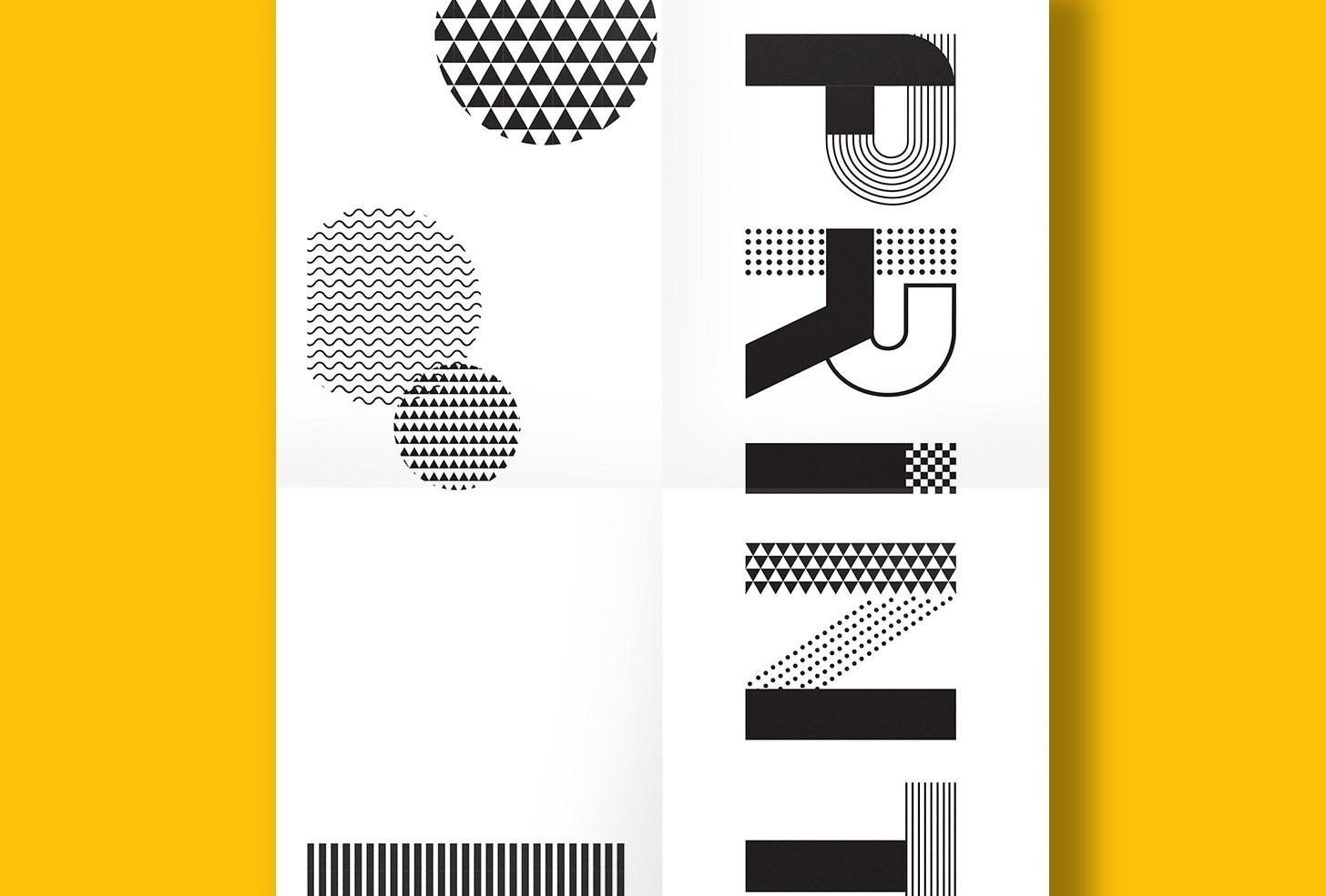 A1 Black Printing