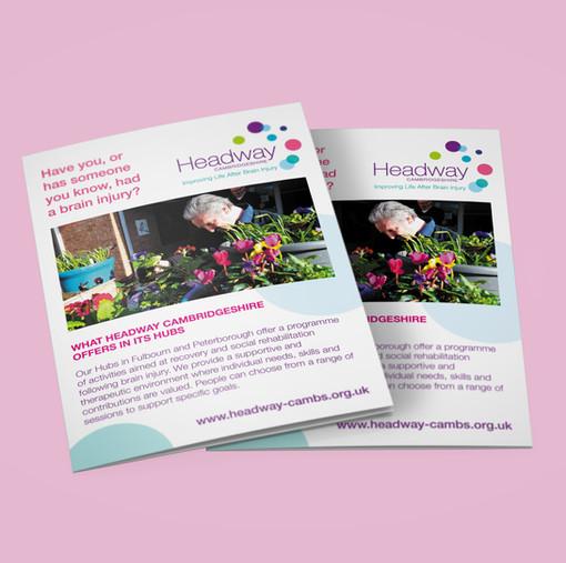 A5 Bifold Leaflet
