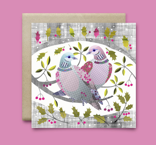 Square Greetings Card