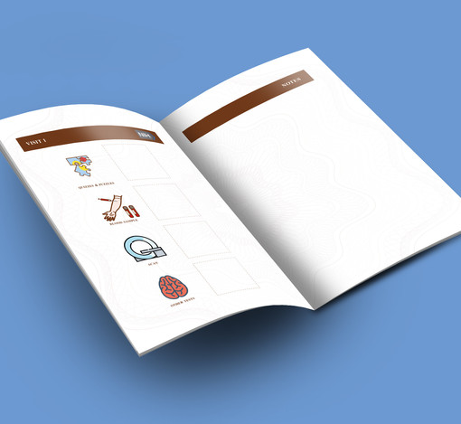 Stapeled Booklet