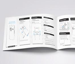 A5Landscape Booklet