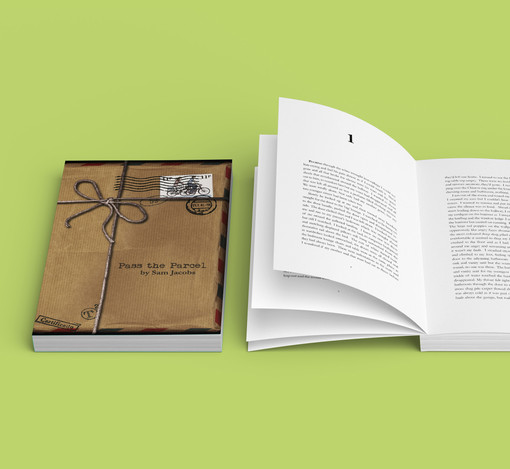 A5 Perfect Bound Book