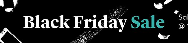 Black Friday Sale In Creativemarket