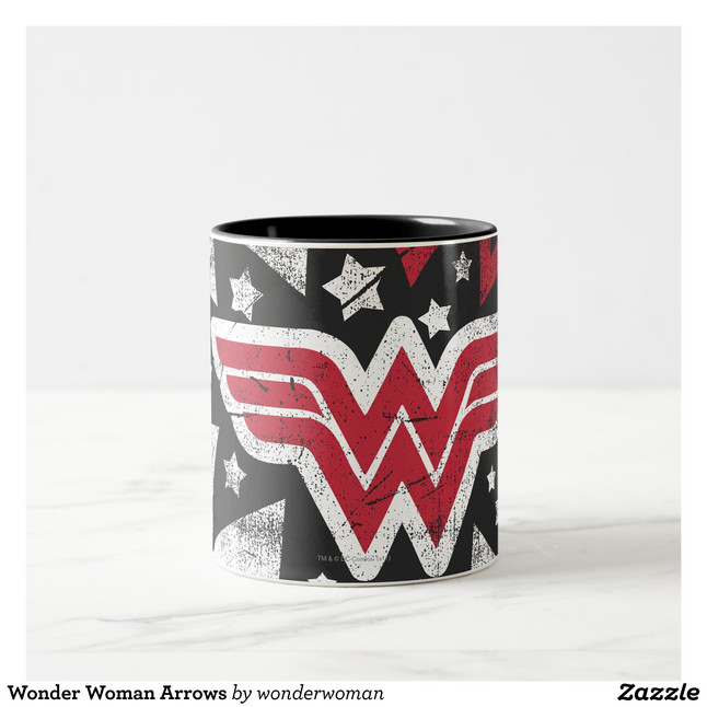 Wonder Woman Products Available in Zazzle
